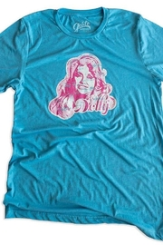 Gusto Graphic Tees/ATX Dolly Parton T-Shirt - Product Mini Image