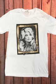 kissed Apparel Dolly Parton tee - Product Mini Image