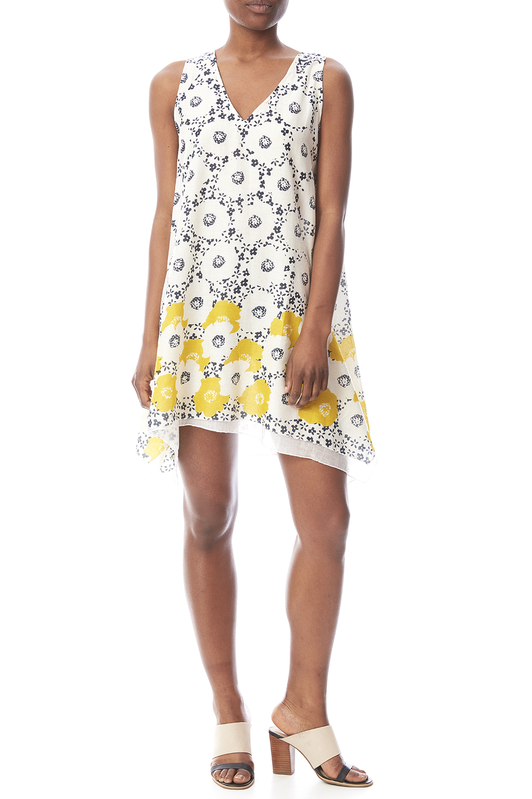dolma Perfect Summer Dress - Front Full Image