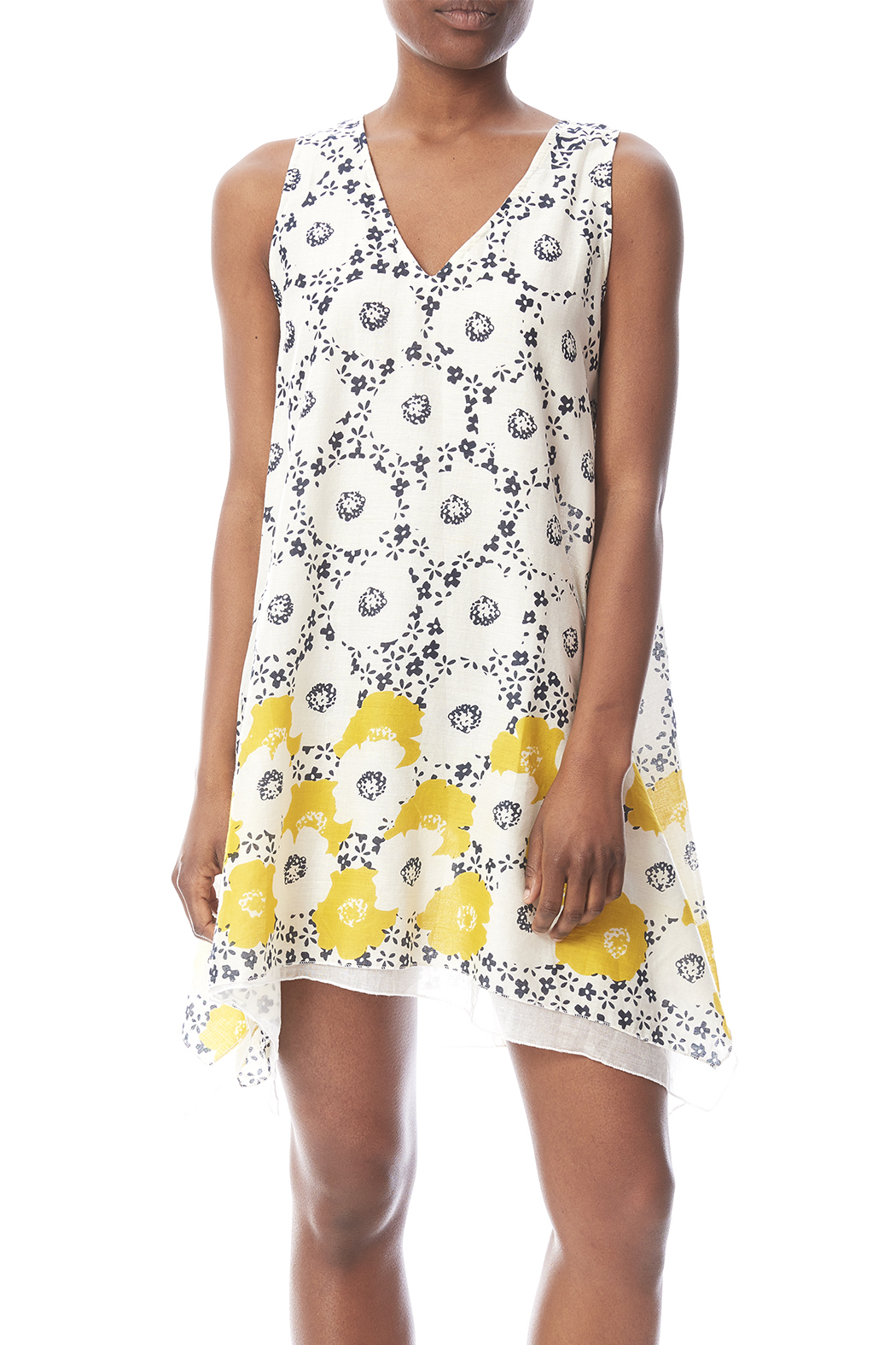 dolma Perfect Summer Dress - Front Cropped Image