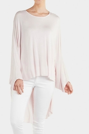 Coco + Carmen Dolman High-Low Cape - Front cropped
