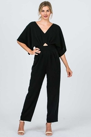 Olive Dolman Jumpsuit - Product Mini Image