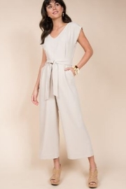 Ivy Jane Dolman Jumpsuit With Back Tie - Product Mini Image