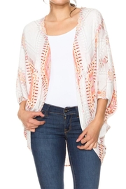 Millibon Dolman Sleeve Cardigan - Product Mini Image