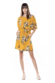 rokoko Dolman Sleeve Dress - Product Mini Image
