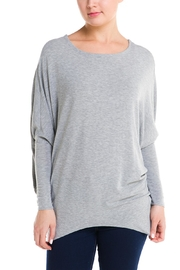 Jolie Dolman Sleeve Sweater - Front cropped