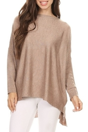 Blvd Dolman Sleeve Sweater - Product Mini Image