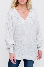 Listicle Dolman Sleeve Sweatshirt - Product Mini Image