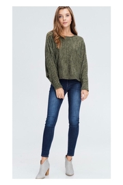 Polly & Esther Dolman Sleeve Top - Product Mini Image