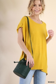 Umgee USA Dolman Sleeve Top - Product Mini Image