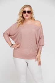 Janette Plus Dolman Sleeve Top - Other