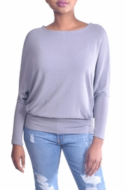 Jolie Dolman Soft Sweater - Product Mini Image
