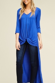 annabelle Dolman Tunic Top - Product Mini Image