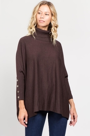 Survival Dolman Turtleneck - Product Mini Image