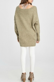 Wishlist Dolman V-Neck Sweater - Product Mini Image