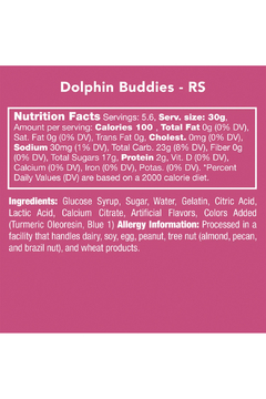 Candy Club Dolphin Buddies - Alternate List Image