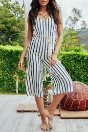 SAGE THE LABEL Dominica Jumpsuit - Product Mini Image