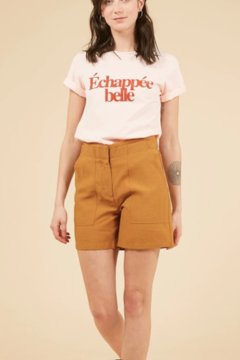 FRNCH Dominika Shorts - Product List Image