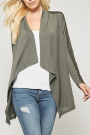 Andree by Unit Don't Be Basic cardigan - Product Mini Image
