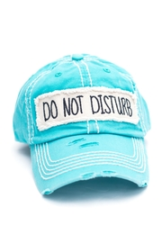 KBETHOS Don't Disturb Hat - Product Mini Image