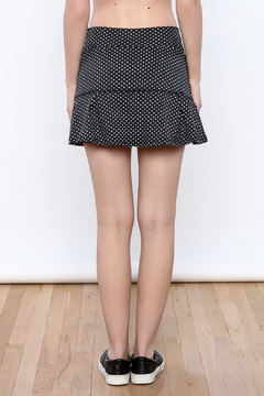 Dona Jo Polka Dot Tennis Skirt - Alternate List Image
