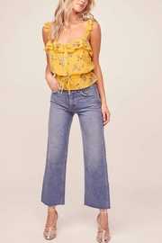 Aster Donna Floral Top - Product Mini Image