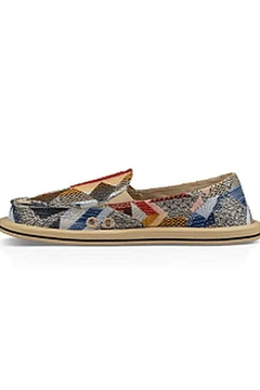 Shoptiques Product: Donna Geo Patchwork