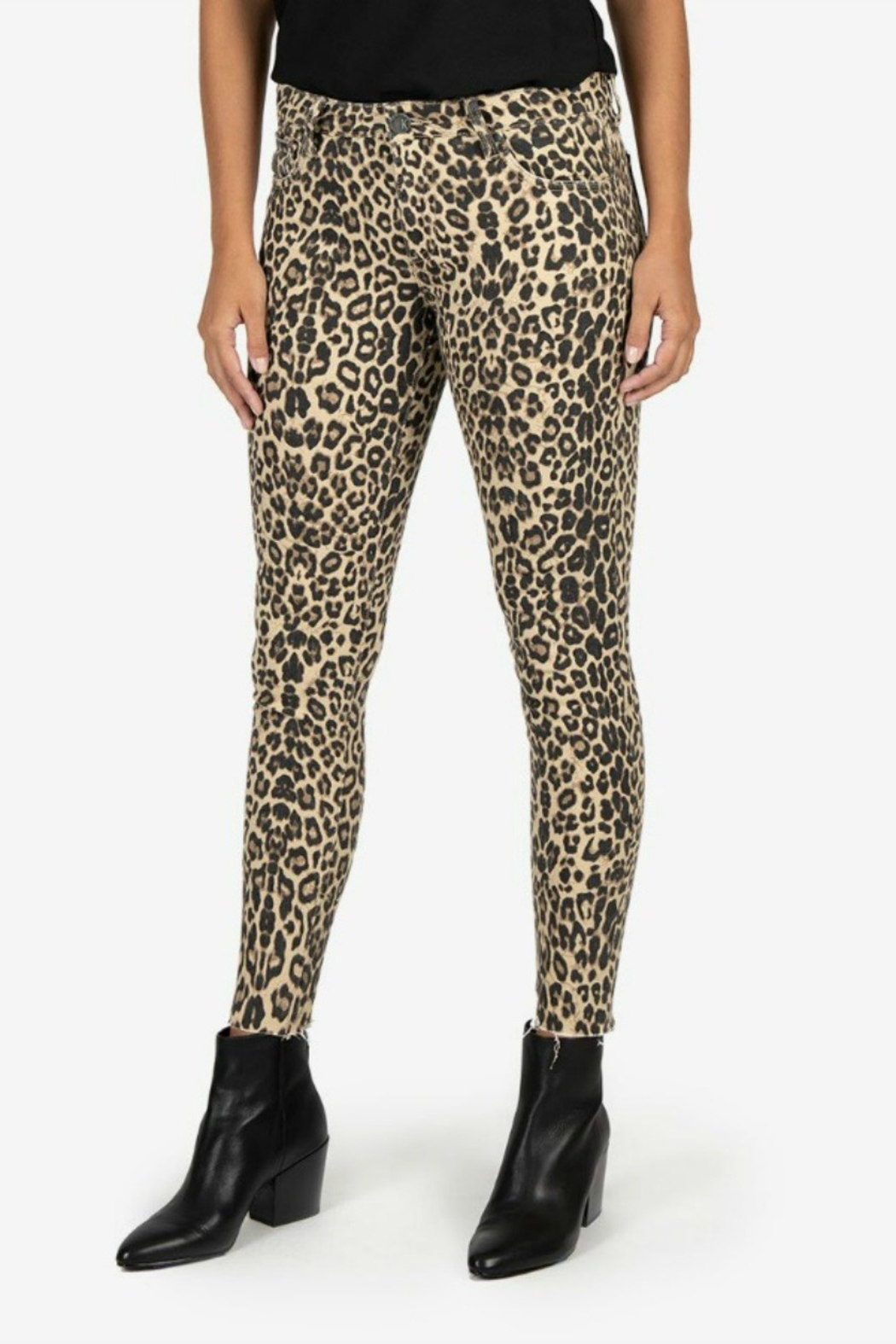 Kut from the Kloth DONNA LEOPARD - Main Image