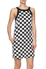 Donna Rae New York Halter Style Dress - Product Mini Image