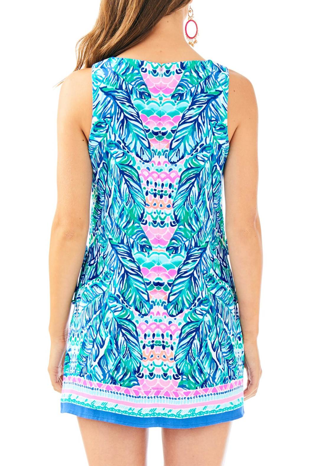 Lilly Pulitzer Donna Romper - Front Full Image