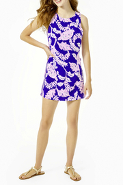 Lilly Pulitzer  Donna Shift Romper - Other