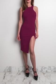 Shoptiques Product: Racer Front Midi Dress