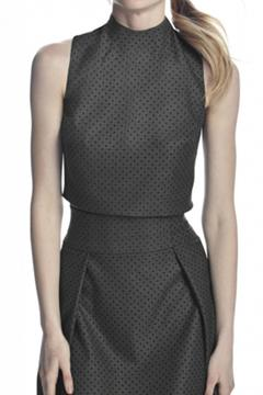 Shoptiques Product: Swiss-Dotted Two-Piece
