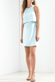 Donna Morgan Double Layer Dress - Product Mini Image