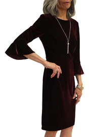 Donna Morgan Elegant Velvet Dress - Product Mini Image