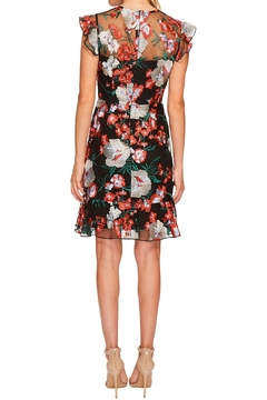 Donna Morgan Flutter Sleeve Dress - Alternate List Image