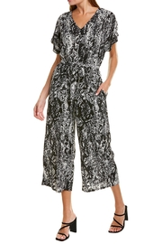 Donna Morgan Python Jumpsuit D6967m - Product Mini Image