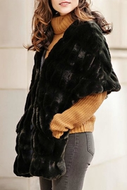 Donna Salyers Couture Mink Shrug - Side cropped