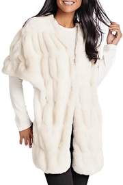 Donna Salyers Couture Mink Shrug - Product Mini Image