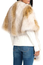 Donna Salyers Russian Wolf Shrug - Front full body