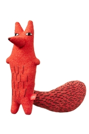 Donna Wilson Donna-Wilson Squirrel-Fox Pillow - Product Mini Image