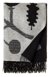 Donna Wilson Donna-Wilson Lambswool Throw - Front full body