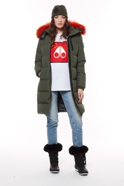 Moose Knuckles  Donnacona Parka - Product Mini Image