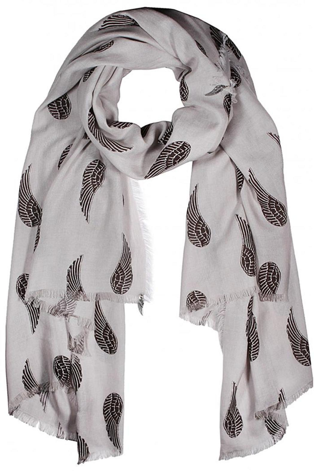 Donni Charm Fly Scarf - Front Full Image