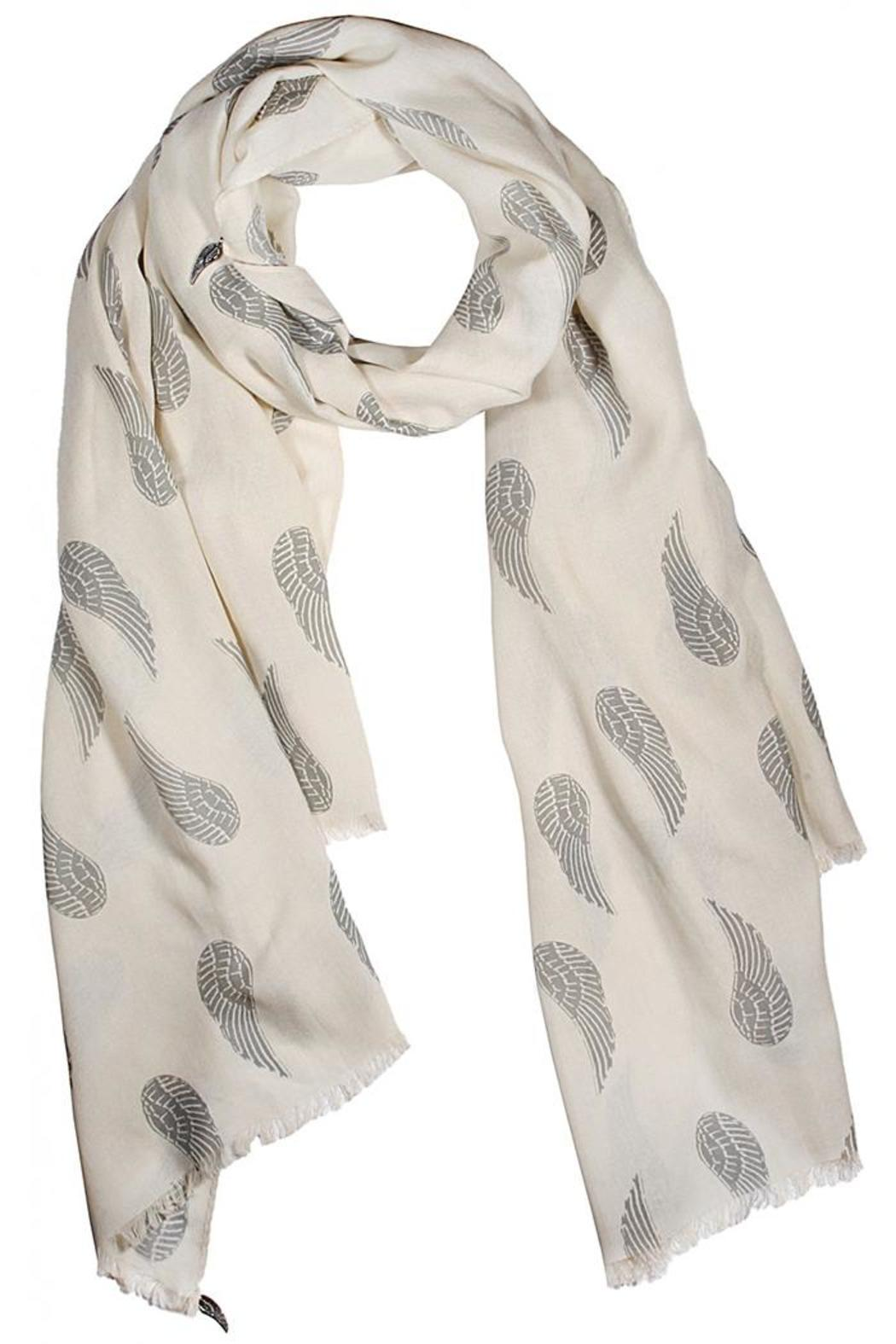 Donni Charm Fly Scarf - Main Image