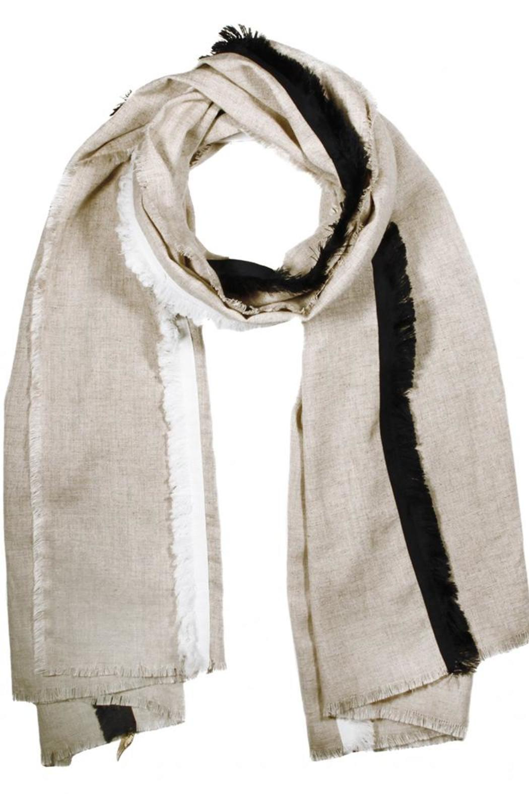 Donni Charm Donni Sunshine Scarf - Front Cropped Image