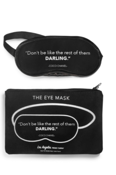 LA Trading Co Dont Be Like The Rest Eye Mask - Alternate List Image