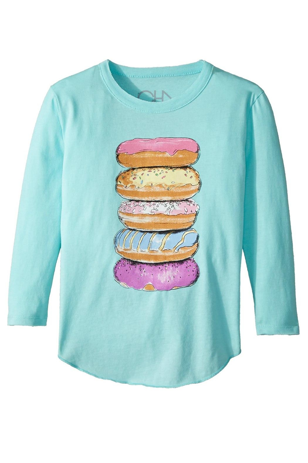 Chaser Donut Tower Tee - Main Image