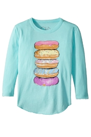 Chaser Donut Tower Tee - Front cropped