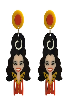 Doodad and Fandango Fran Fine Earrings - Alternate List Image